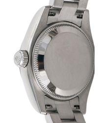 Наручные Часы Datejust 26 Мм 2006-го Года Rolex, цвет: Blue