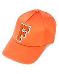 PUMA Orange Monday Baseball Cap