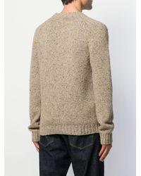メンズ Maison Margiela リブトリム セーター Multicolor