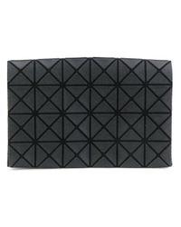 メンズ Bao Bao Issey Miyake 二つ折り カードケース Black