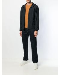 Norse Projects Black Hooded Jacket for men