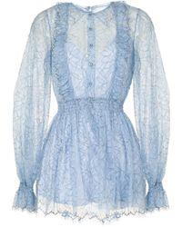 Alice McCALL I Found You ロンパース Blue