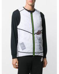 Gilet AeroLayer Wild Run di Nike in Multicolor da Uomo