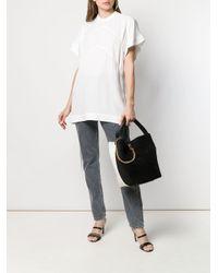 Givenchy パネル Tシャツ Multicolor