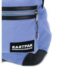 Eastpak Rucksack mit Reißverschlussfächern in Blue für Herren