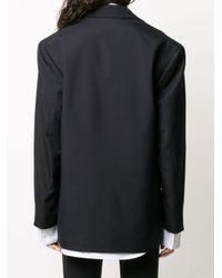 Balenciaga テーラードジャケット Black