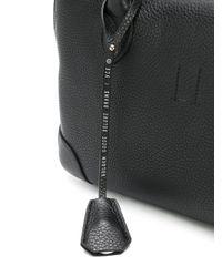 Golden Goose Deluxe Brand Black Equipage Bag