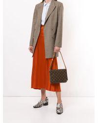 Сумка На Плечо Musette Tango 2001-го Года Louis Vuitton, цвет: Brown