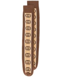 Носки С Логотипом GG Gucci для него, цвет: Multicolor