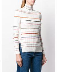 SJYP ストライプ リブ セーター Multicolor