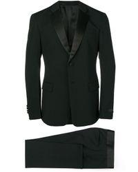 メンズ Prada フォーマル スーツ Black