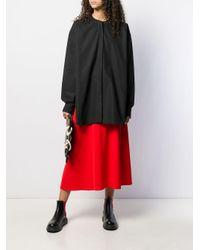 Расклешенная Юбка Миди Sofie D'Hoore, цвет: Red