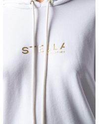 Stella McCartney パーカー White
