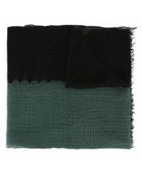 Кашемировый Шарф Suzusan, цвет: Green