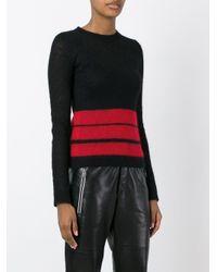 Jersey de rayas Jean Paul Gaultier Pre-Owned de color Black