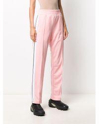 Palm Angels トラックパンツ Pink