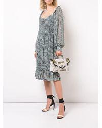 Proenza Schouler Gray Crochet Ps1+ Tiny