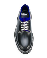 OAMC - Black 'Cutaway' Oxford-Schuhe for Men - Lyst
