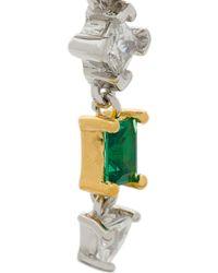 V Jewellery - Multicolor Whitney Maxi Hoop Earrings - Lyst