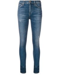 Jeans skinny di Citizens of Humanity in Blue