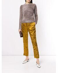 Sies Marjan クルーネック セーター Multicolor