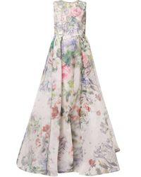 Saiid Kobeisy デコラティブ ドレス Multicolor