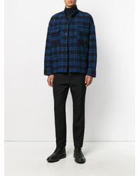 Haider Ackermann - Black Tailored Trousers for Men - Lyst