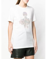 Ermanno Scervino デコラティブ Tシャツ White