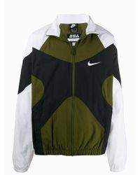 メンズ Nike パネル スポーツジャケット Multicolor