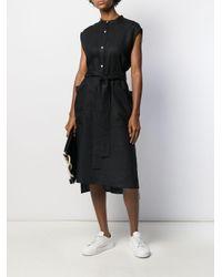 Mackintosh Linwood ノースリーブ ドレス Black