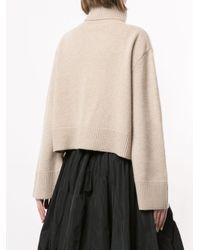 Co. カシミア タートルネックセーター Multicolor