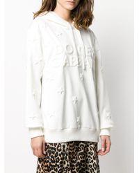 Dolce & Gabbana ロゴ パーカー White
