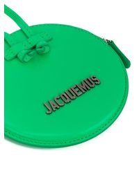 Jacquemus Le Pitchou Mini Bag Green