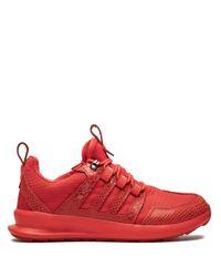 メンズ Adidas Sl Loop Runner Tr スニーカー Red