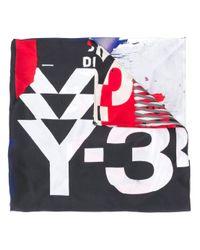 Y-3 グラフィック スカーフ Multicolor