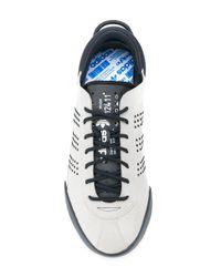 Alexander Wang Gray Aw Hike Lo Sneakers for men
