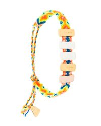 Lucy Folk - Multicolor Dowry Friendship Bracelet - Lyst