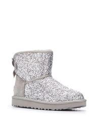 Ботинки С Блестками Ugg, цвет: Metallic