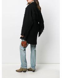 Woolrich オーバーサイズ コート Black