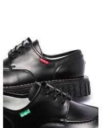 Туфли Дерби Aktive Из Коллаборации С Kickers Adieu для него, цвет: Black
