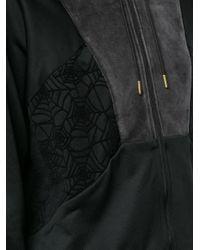 PUMA Black Charlotte Olympia Tfs Track Jacket
