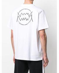 メンズ PUMA ロゴ Tシャツ White