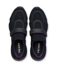 Prada 'Cloudbust' Sneakers in Blue für Herren