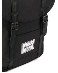 Herschel Supply Co. Black Retreat Backpack