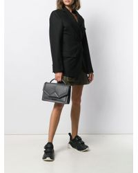 Borsa a spalla K/Klassik di Karl Lagerfeld in Multicolor