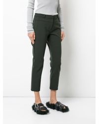 Dion Lee Green Utility Compact Pants