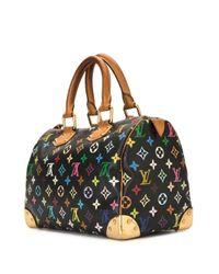 Louis Vuitton スピーディ 30 ハンドバッグ Black
