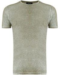 メンズ Avant Toi プレーン Tシャツ Multicolor