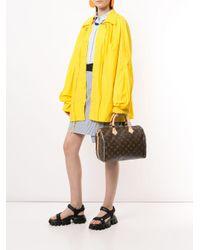 Louis Vuitton Brown 2019 pre-owned Speedy Handtasche, 30cm