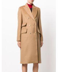 Max Mara Brown Derris Coat